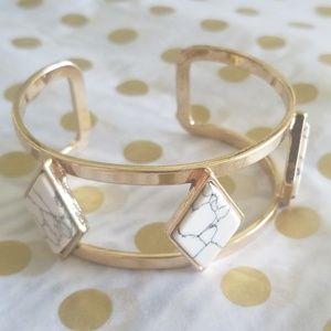 Bebe cuff bracelet